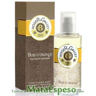 ROGER & GALLET BOIS D'ORANGE COLONIA VAPORIZADOR 100 ML
