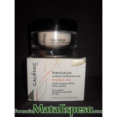 NECTALYS ALISANTE SPF 15 PIEL SECA GALENIC 50 ML