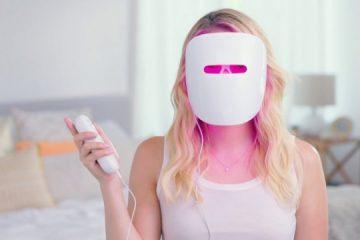 Terapia con luz para combatir el acné